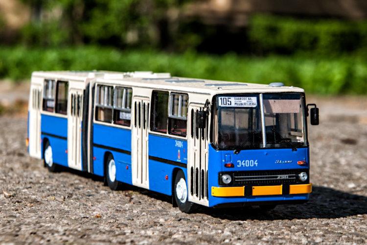 Modele autobusów